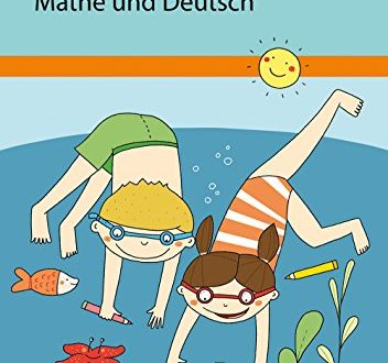 Quer durch die 1 Klasse Mathe und Deutsch A5 Uebungsblock 352x330 - Quer durch die 1. Klasse, Mathe und Deutsch - A5-Übungsblock (Lernspaß Übungsblöcke, Band 661)